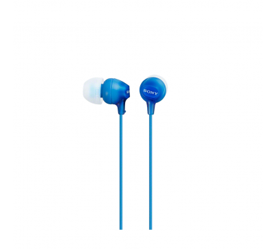 Audífono sony ex15 azul