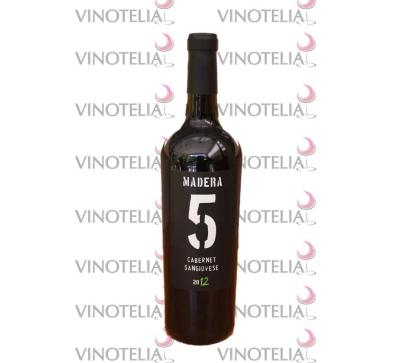 Madera 5-cabernet sangiovese