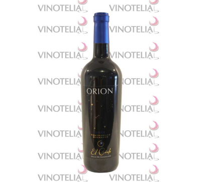 Vino tinto mexicano orion