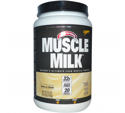 Cyt muscle milk