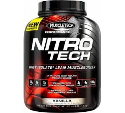 Mt nitro-tech performance series