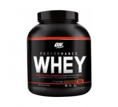 Optimum nutrition performance whey 4.3 lbs