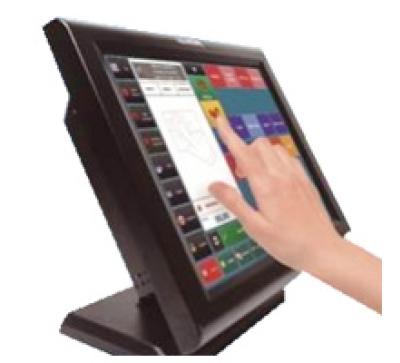 Punto de venta all in one. touch screen 15