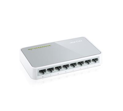 Switch tp-link 8 puertos 10/100 mbps