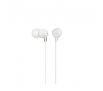 Audifono blanco in ear sony