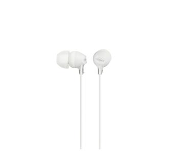 Audifono blanco in ear sony
