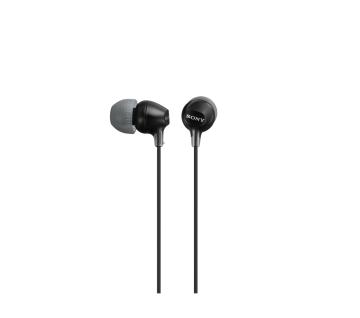 Audifono negro in ear sony