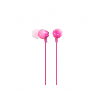 Audifono rosa in ear sony