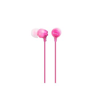 Audifono rosa in ear sony