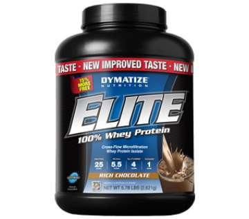 Dymatize elite whey protein 5