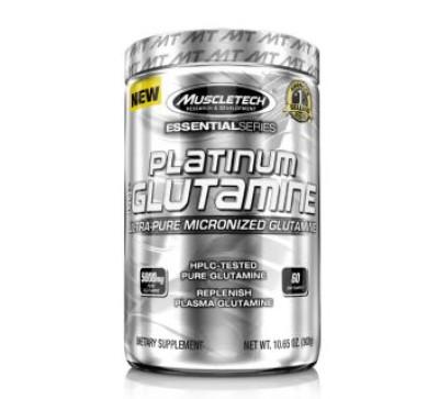 Muscletech platinum glutamine 300g
