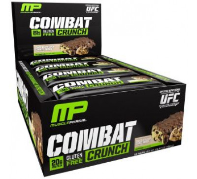 Musclepharm combat cruch