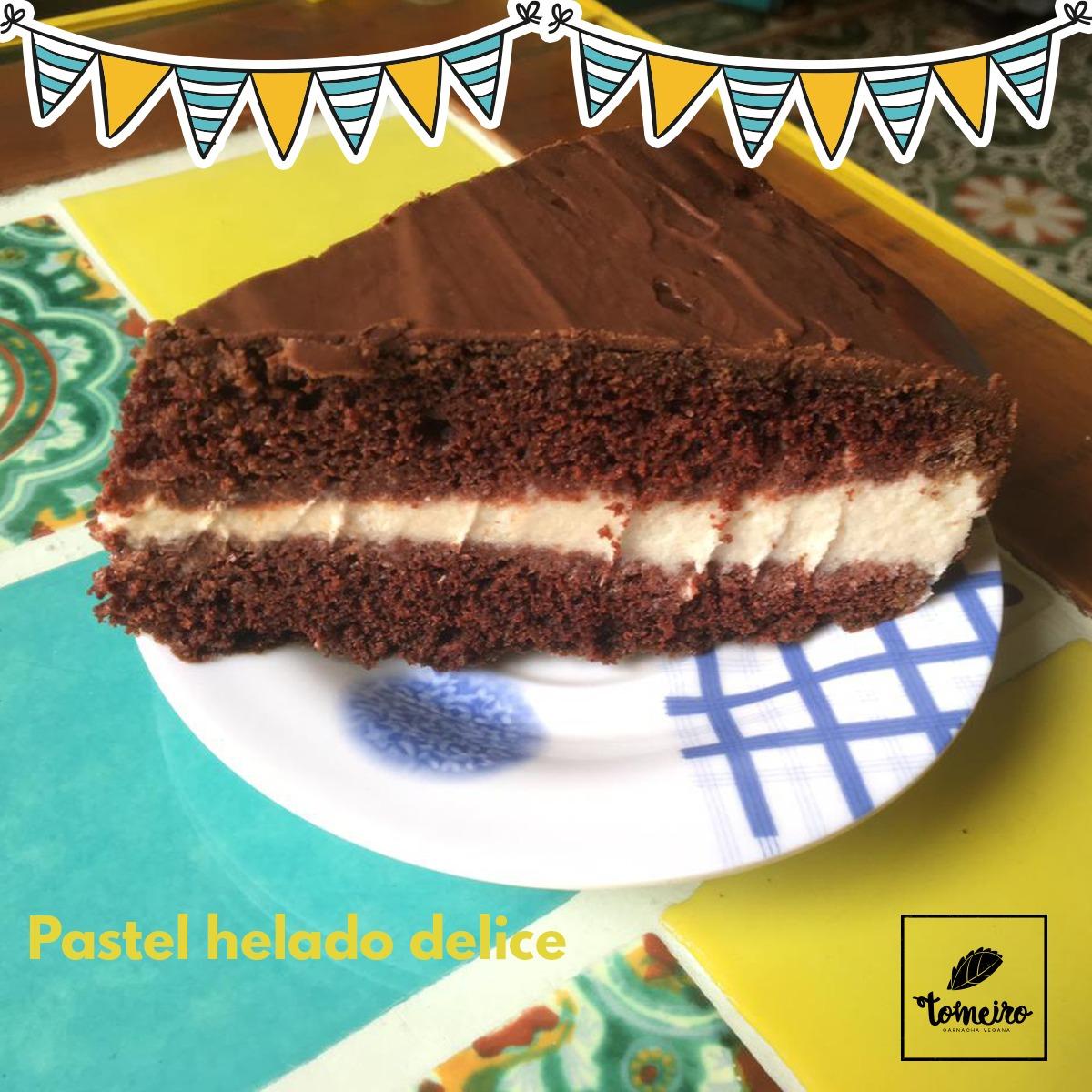 Pastel Helado Delice