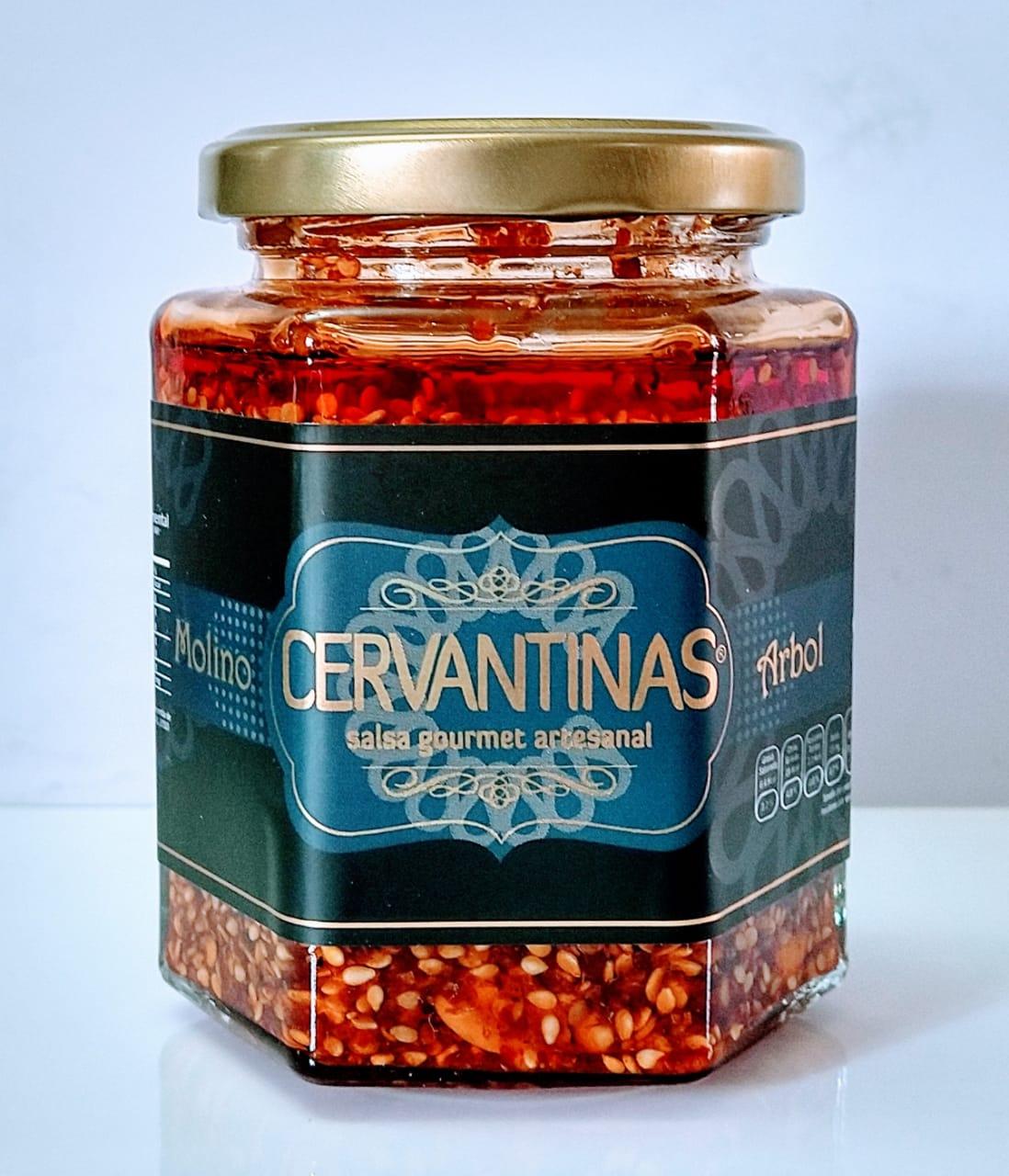 Chile de Árbol con Semillas y Especias 9onz.