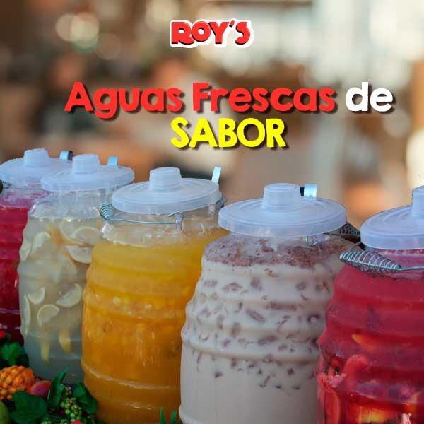 Aguas Frescas de Sabor 1lt
