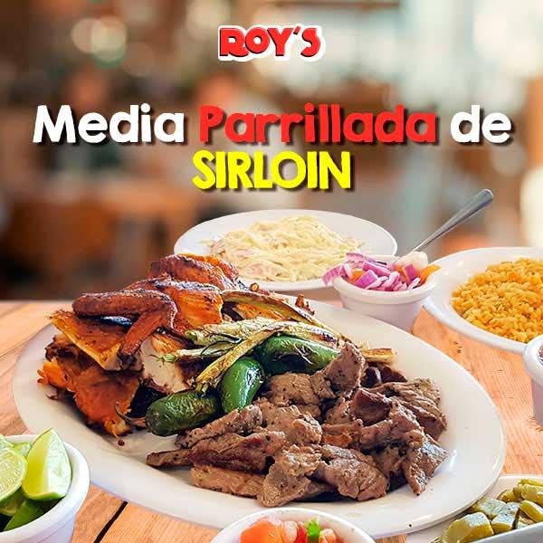 Media Parrillada de Sirloin