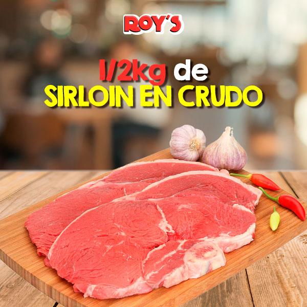 Sirloin 1/2kg