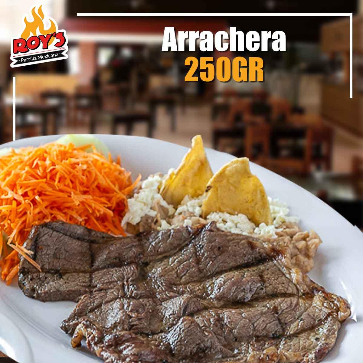 Arrachera 250gr
