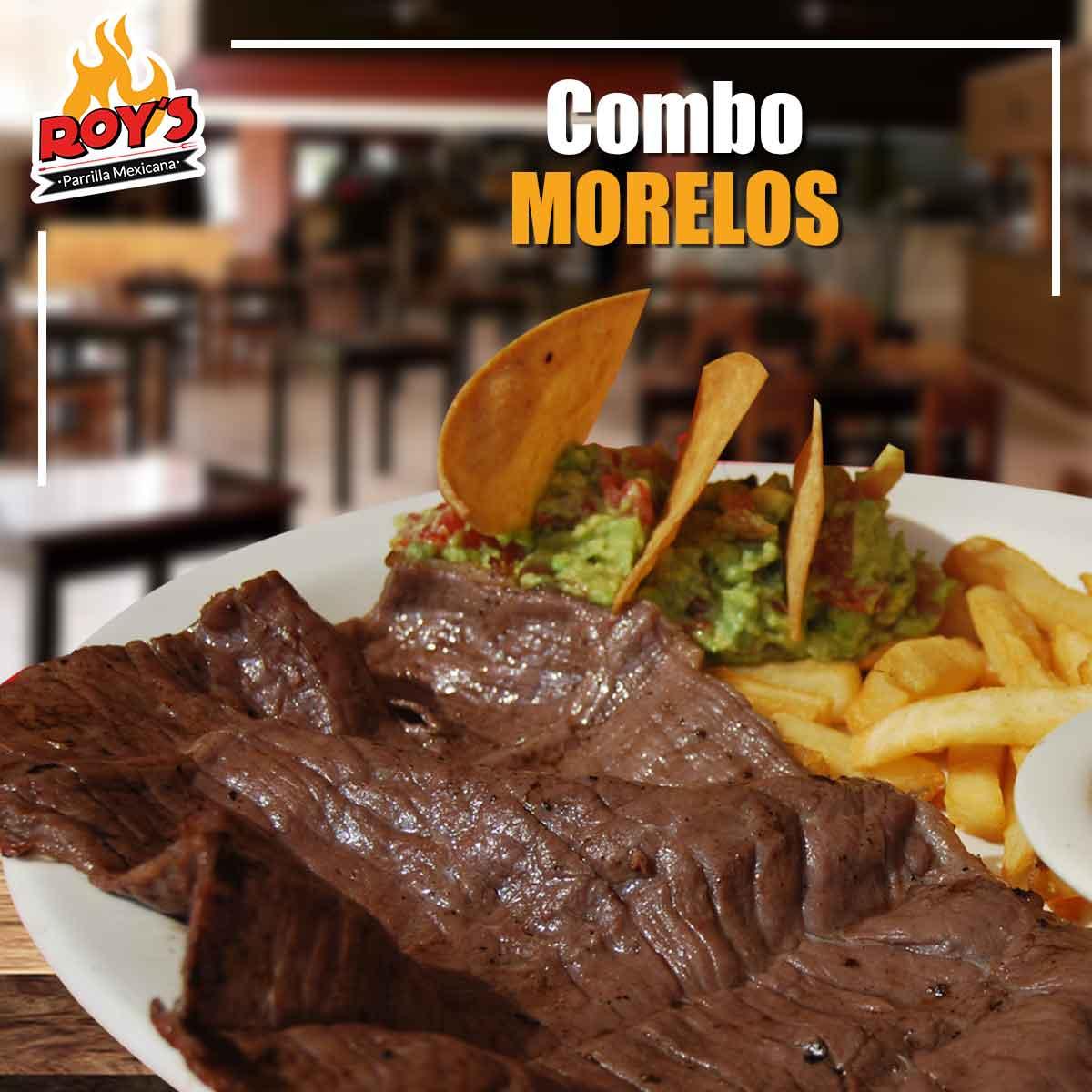 Combo Morelos