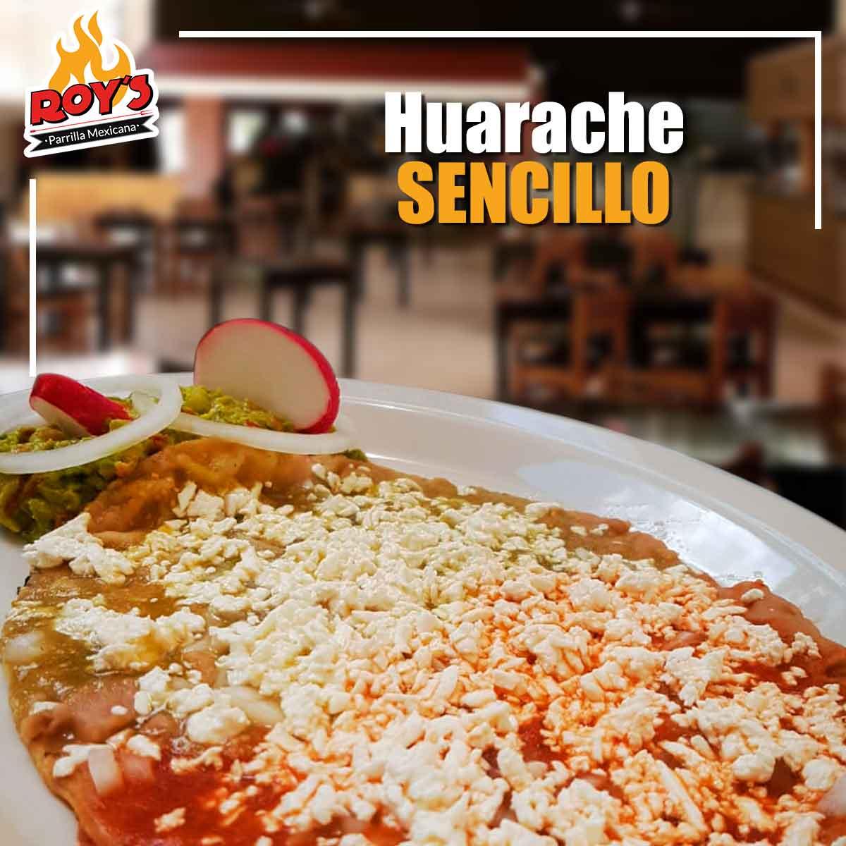 Huarache Sencillo