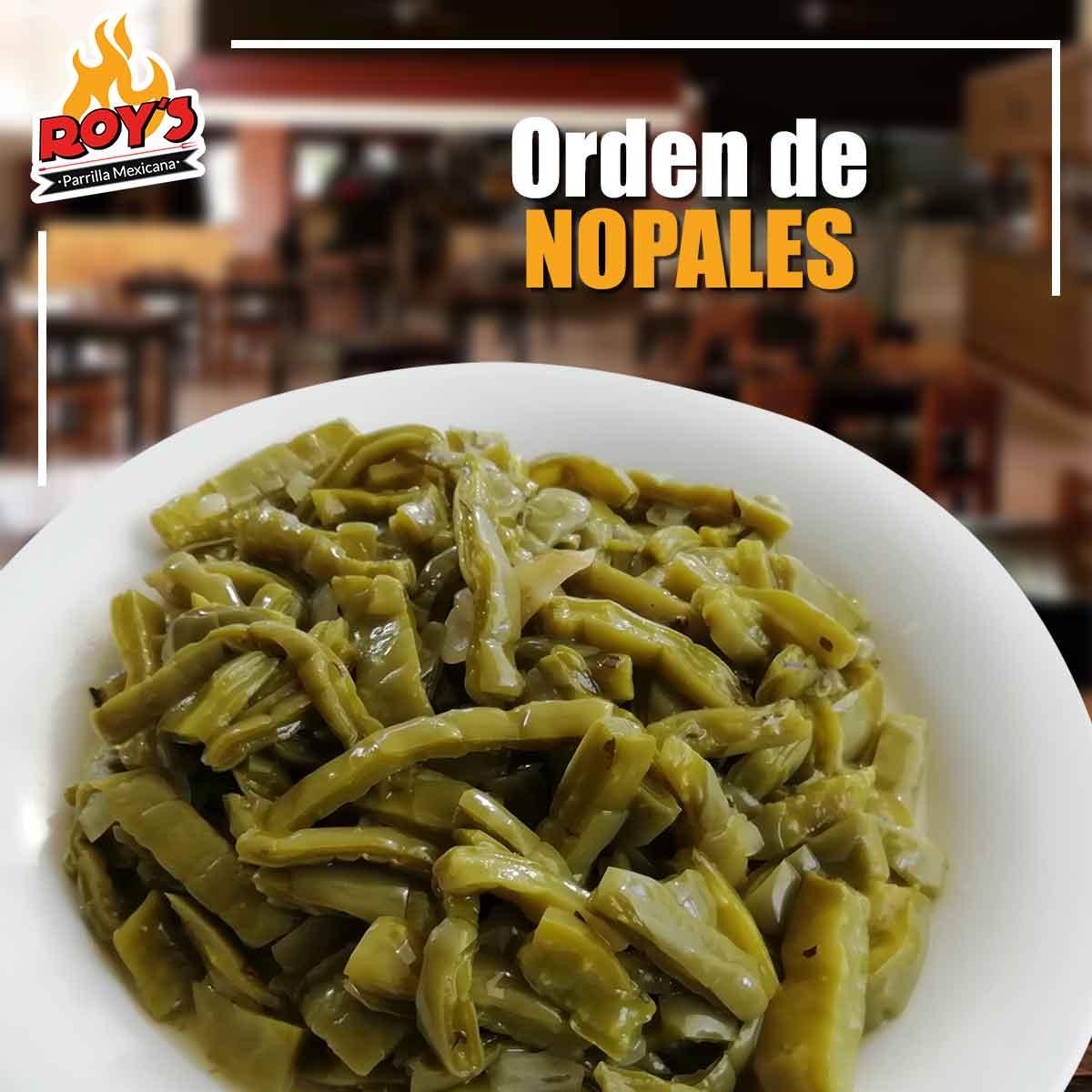 Nopales