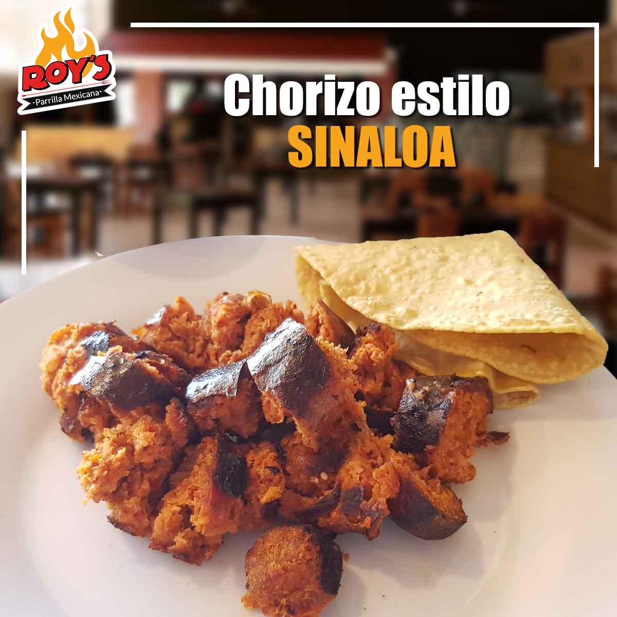 Chorizo Estilo Sinaloa 250gr