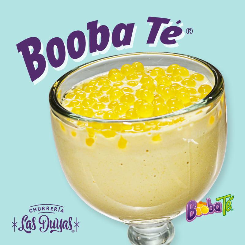 Booba Té ( Té Verde o Té Negro) Con Booba Bang