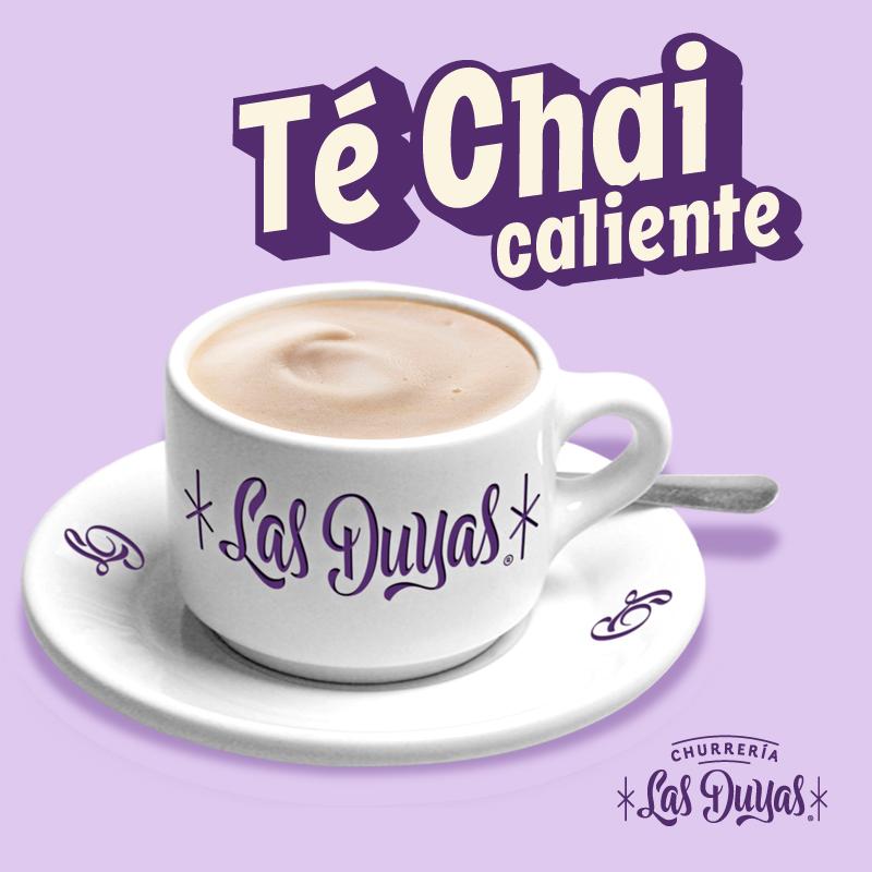 Té Chai Caliente Chico (236ml)