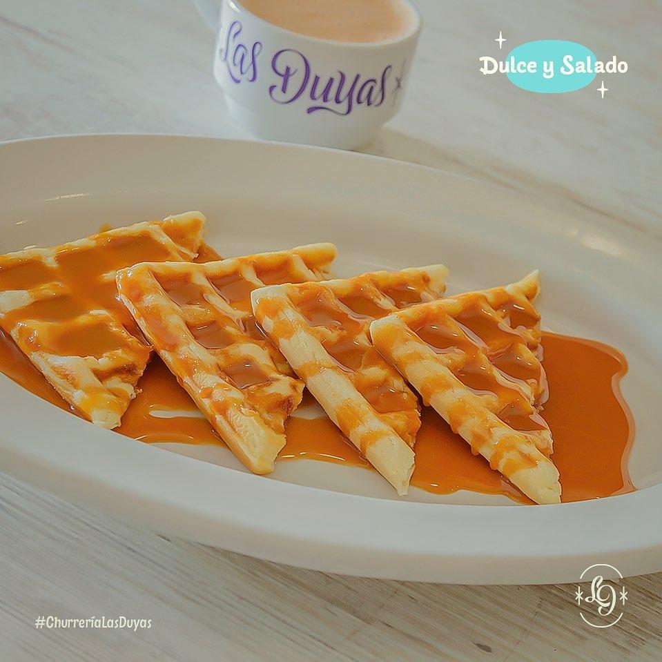 Waffles (2 Pzas)